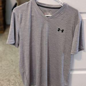 Under Armour Shirts - V neck t shirt